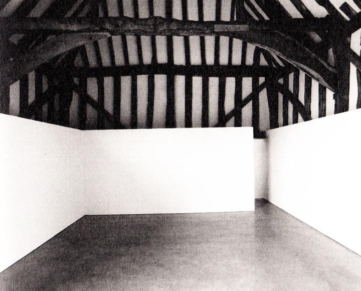 Barn, John Pawson